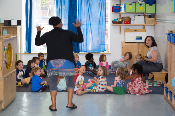 What Ages Does Open House Nursery School Serve